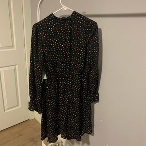 19 Cooper Star Print Dress M